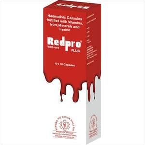 Redpro PLUS Syrup