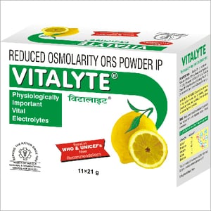 Electrolyte Glucose drink with Vitamin C