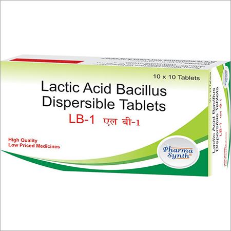 Lactic Acid Bacillus 120 mg