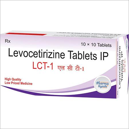 Levocitirizine Dihydrochloride IP 5 mg