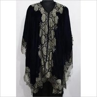 Valvate Lace Cape Shawls, SIze-free