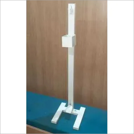 Foot Operated Sanitizer Dispender Stand