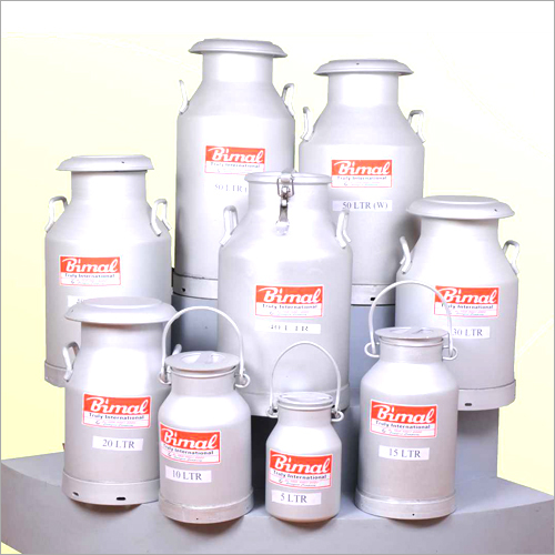 Aluminium Alloy Milk Can