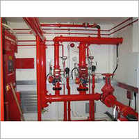 Building Fire Fighting System