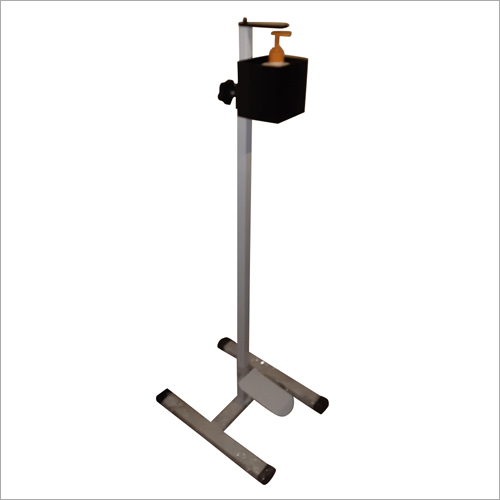 Paddle Stand Sanitizer Dispenser