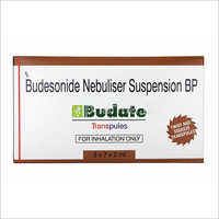 Budesonide Nebuliser Suspension BP