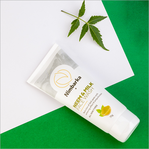 Neem And Milk Face Wash