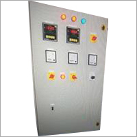 Heat Tracing Control Panel