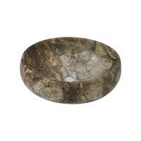 Marble type wash basin