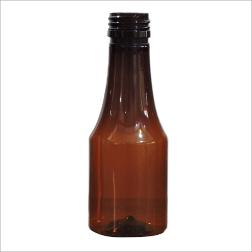 100 Ml Brut Amber Bottle