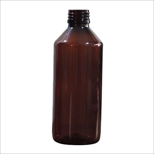 200ml Round Amber Bottle