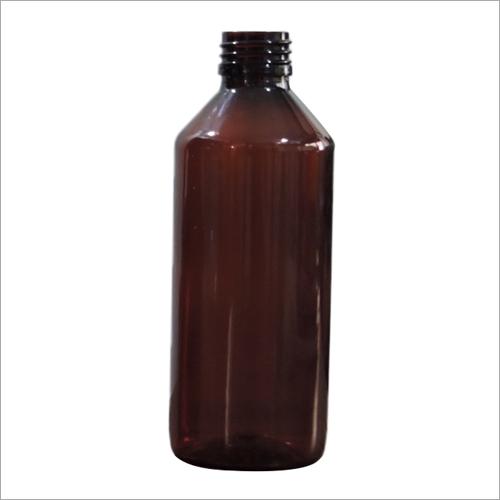 200ml Round Amber Bottle