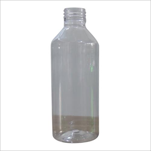 200 ml Round Natural Bottle