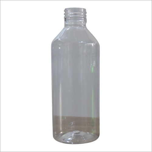 200 ml Round Natural Bottle