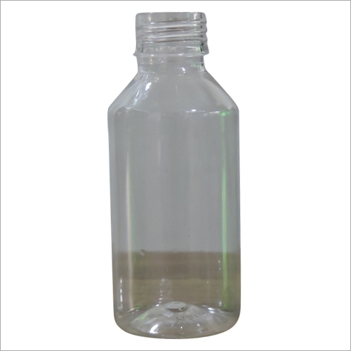 100 ml Round Natural Bottle