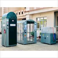 Stadiums Sanitization Machine