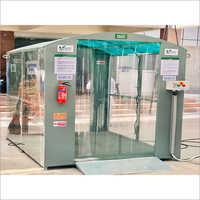 Factories Sanitization Machine
