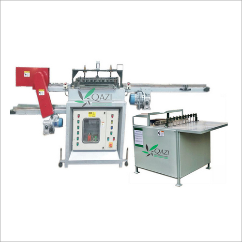 Auto Stamper & Cake Cutting & Stamping Machine