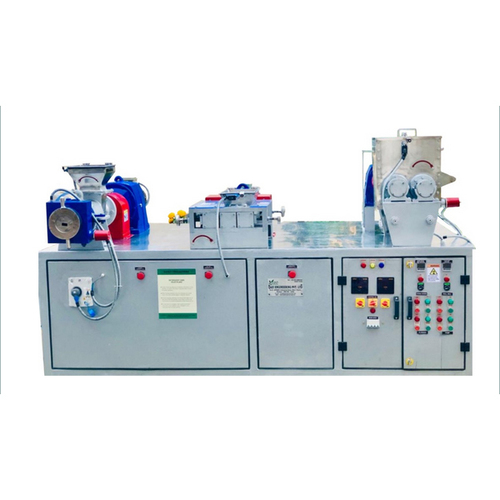 Detergent Cake, Toilet Soap and Laundry Soap Pilot Plant