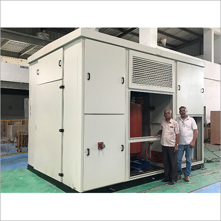 PACKAGED SUBSTATION (OUTDOOR)