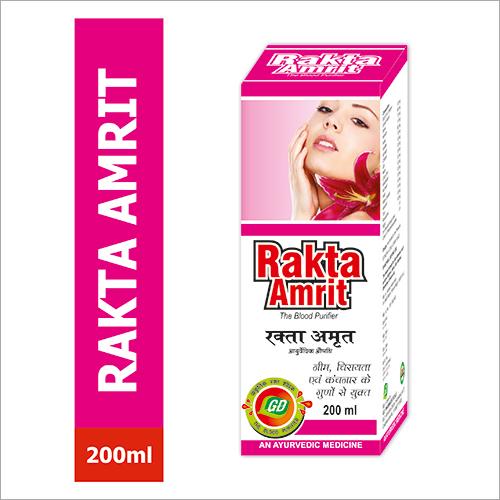 Rakhta Amrit Blood Purifier