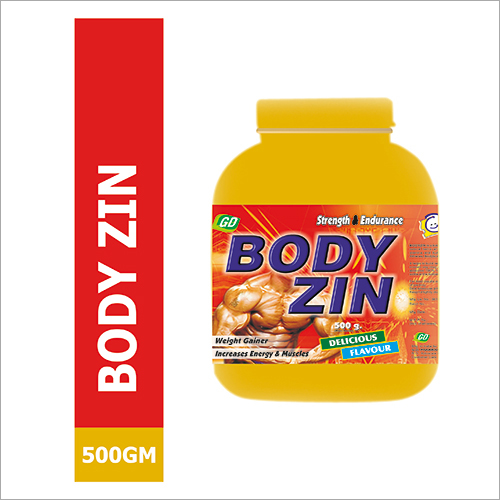 Body Zin Weight Gainer