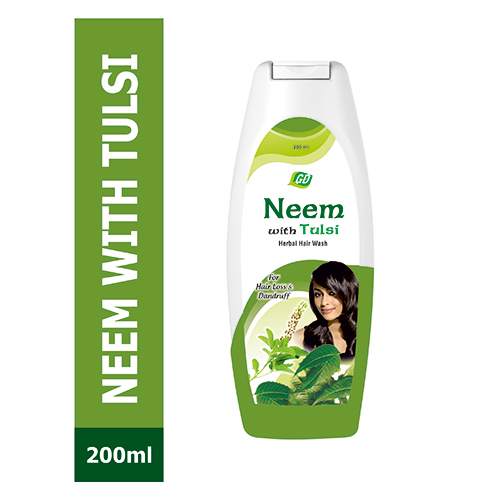 Neem With Tulsi Hair Wash