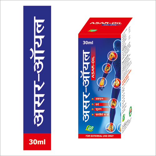 Asar Pain Relief Oil
