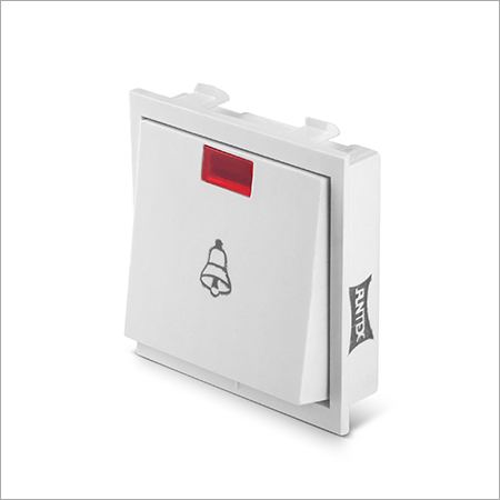 Kalvin 16A Switch Bell Push (DURA)