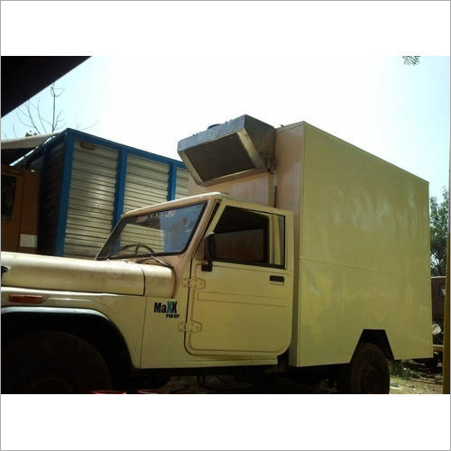 Chiller Refrigerated Truck