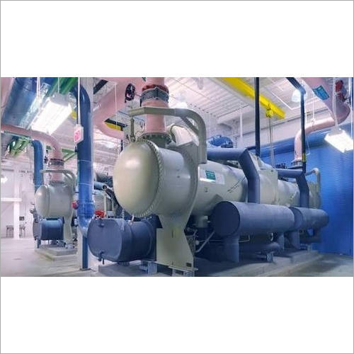 Chiller Plant Maintenance Services