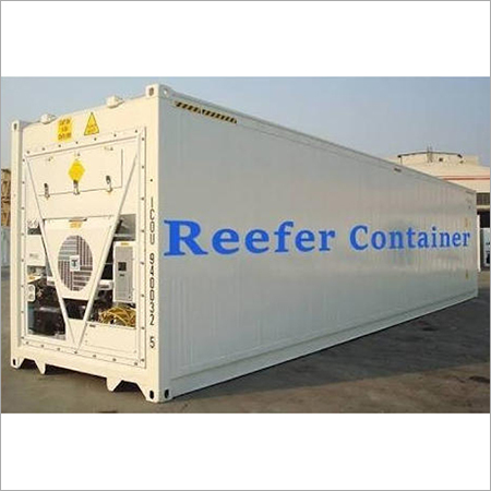Reefer Container Maintenance Services