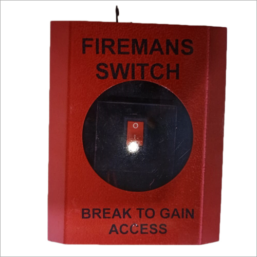 Elevator Fire Switch