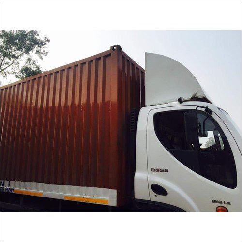 Mild Steel Tata Heavy Truck Body