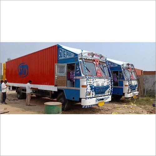 Goods Carrier Truck Body