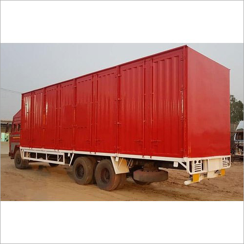 Truck Body Container Side Door