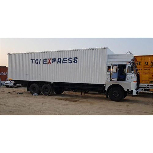 Truck Cabin Container Body