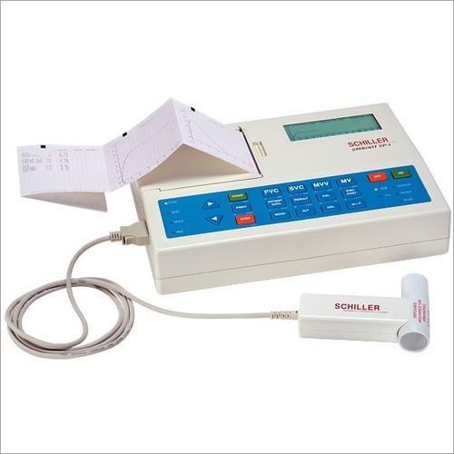 Schiller Spirovit SP-1 Spirometer