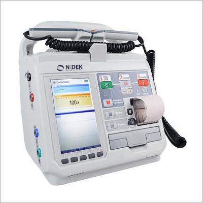 Wando BiPhasic Optional AED Defibrillator