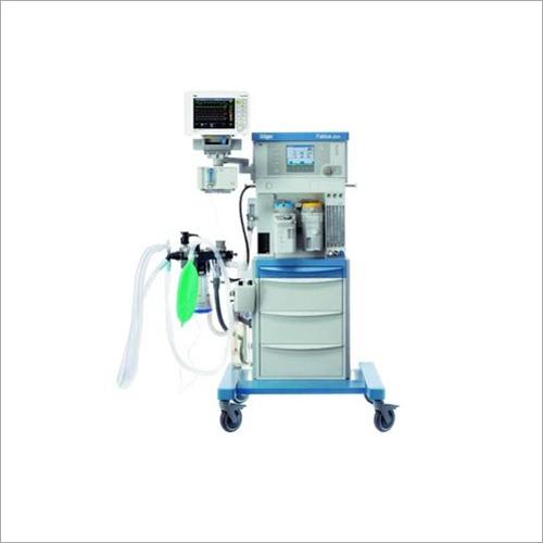 Drager Fabius Plus Anesthesia Workstation Application: Hospital