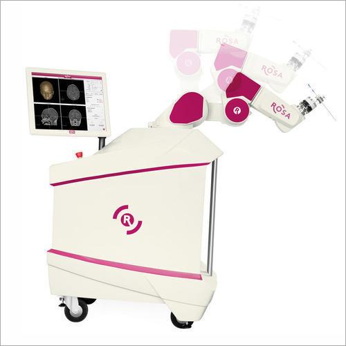 Schiller Robotic Assisted Neurosurgery Equipment