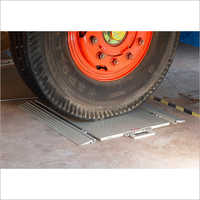 Weigh Pads For Trucks