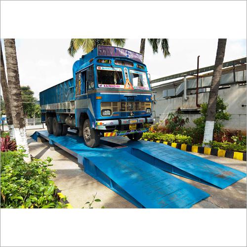 Track Weigh Bridge