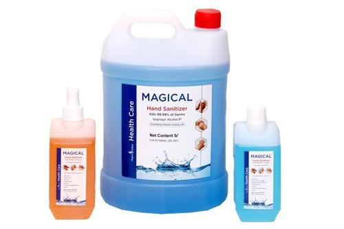 Magical Hand Sanitizer