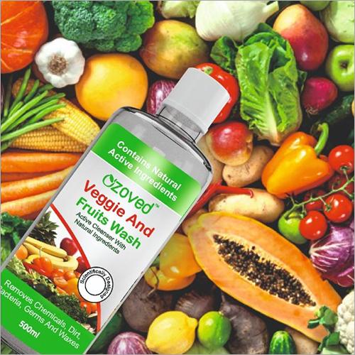 Vegetable & Fruit Wash Liquid