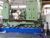 CNC GEAR HOBBING, WMW modul - ZFWZ 1250.  SIEMENS 840.