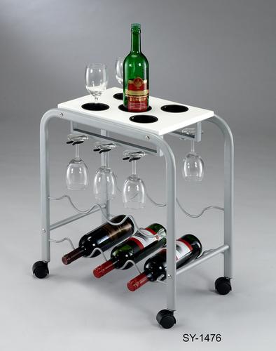 SY-1476 Wine Glass Trolley