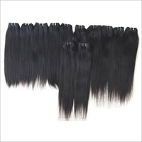 Long Lasting Raw Natural Straight Hair Wefts