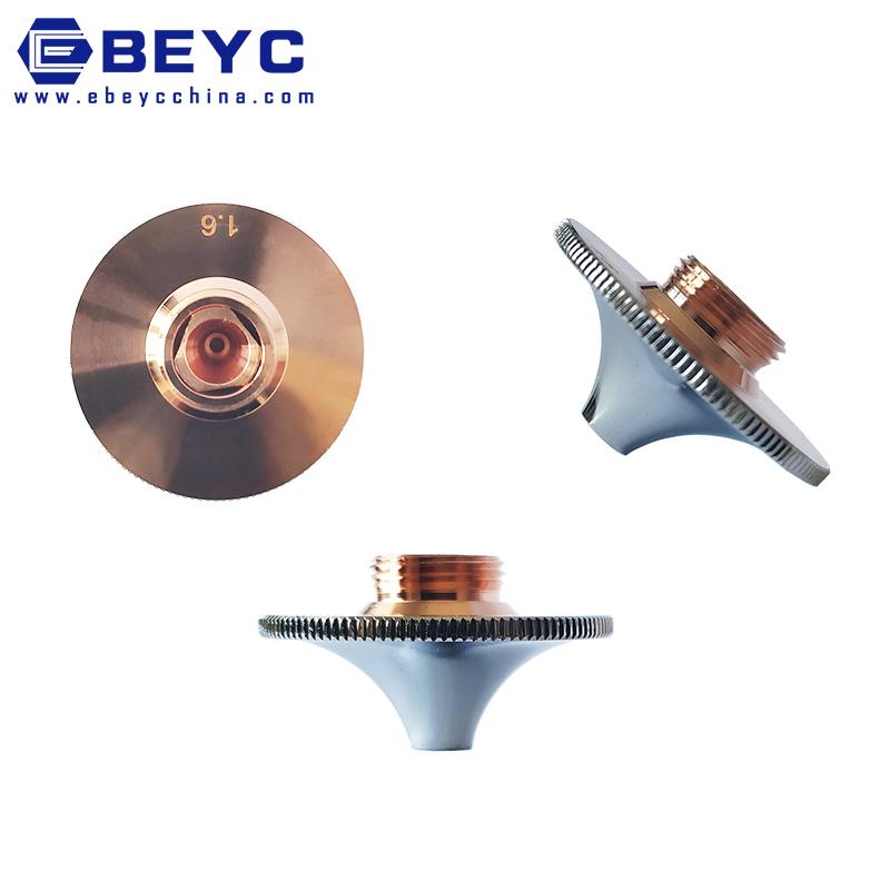 Fiber Laser Cutting Machine Nozzle Consumables For Precitec Raytools Wsx