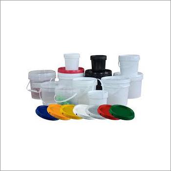Plastic Industrial Bucket